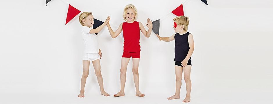 Jongenskleding in diverse maten en kleuren