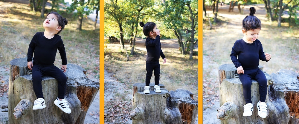 Meisjes leggings in diverse kleuren en maten